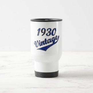 Mug De Voyage Cru 1930