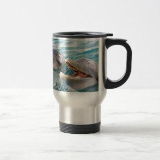 Mug De Voyage Dauphins