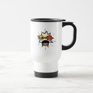 Mug De Voyage Défenseurs de Kawaii