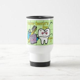 Mug De Voyage Dentiste jour 6 mars