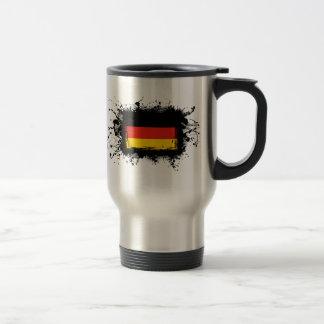 Mug De Voyage Drapeau de l'Allemagne