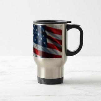 Mug De Voyage Drapeau des Etats-Unis