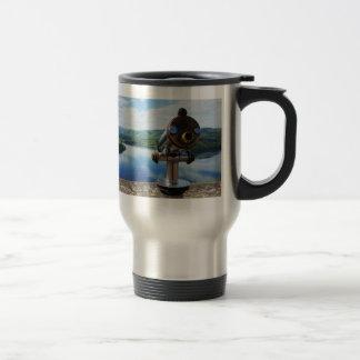 Mug De Voyage Edersee perspective de la serrure Waldeck