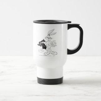 Mug De Voyage ™ et DAFFY DUCK™ de BUGS BUNNY