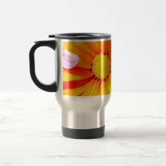 Mug De Voyage Fiore orange vibrant