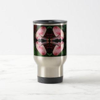 Mug De Voyage Fleur exotique IMPRESSIONNANTE