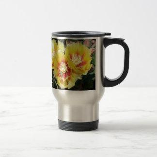 Mug De Voyage Fleurs de cactus