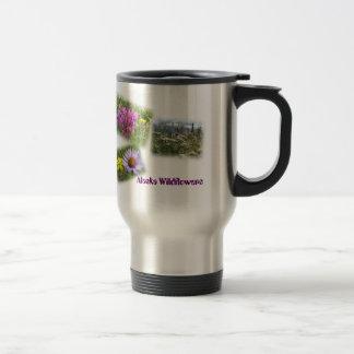 Mug De Voyage Fleurs sauvages de l'Alaska I
