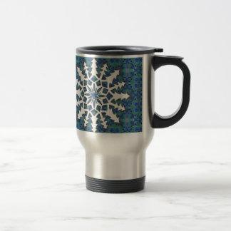 Mug De Voyage Flocon de neige #2