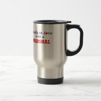 Mug De Voyage Follement dans l'amour avec un maréchal