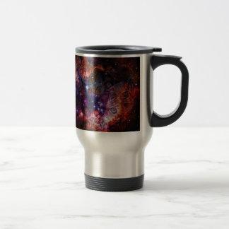 Mug De Voyage Galaxie de Kitty