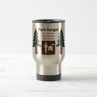 Mug De Voyage Garde forestier