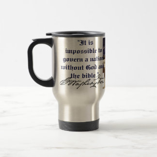 MUG DE VOYAGE GEORGE WASHINGTON
