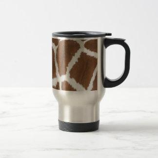 Mug De Voyage Girafe