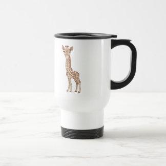 Mug De Voyage Girafe de bébé