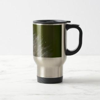Mug De Voyage Gouttelette d'eau sur un pissenlit