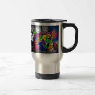 Mug De Voyage Graffiti