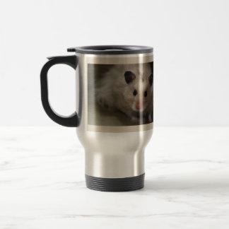 Mug De Voyage Hamster pelucheux mignon