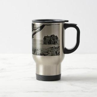 Mug De Voyage Hestoric Fairfield B/W