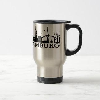 Mug De Voyage Horizon Hambourg