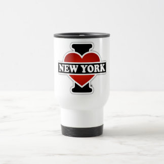 Mug De Voyage I coeur New York