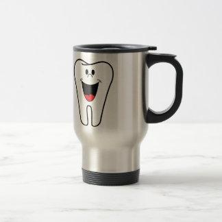 Mug De Voyage Image de dentiste