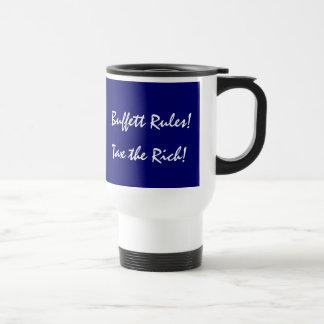 Mug De Voyage Imposez les riches !