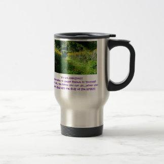 Mug De Voyage Jardin de Monet vous êtes EXTRAORDINAIRES ! !