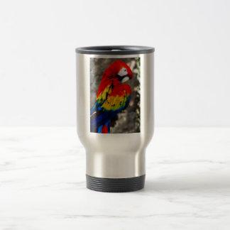 Mug De Voyage Joli perroquet de Polly