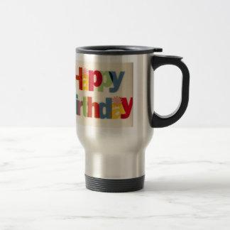 Mug De Voyage Joyeux anniversaire