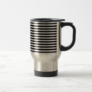 Mug De Voyage La boutique barre le noir -