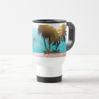 Mug De Voyage La Floride