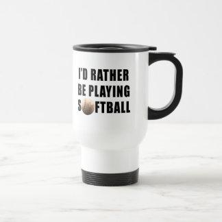 Mug De Voyage Le base-ball
