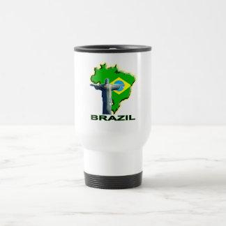 Mug De Voyage Le Brésil