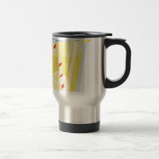 Mug De Voyage Le citron a glacé le thé
