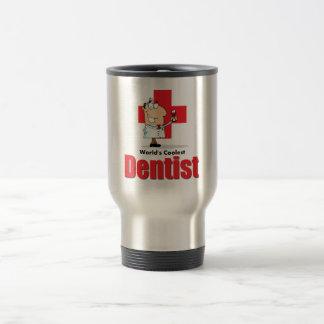 Mug De Voyage Le dentiste le plus frais du monde