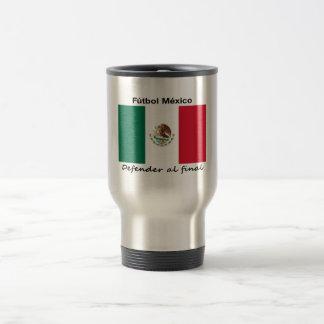 Mug De Voyage Le football du Mexique