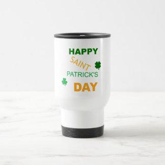 Mug De Voyage Le jour heureux de Patrick de saint