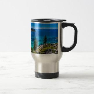 Mug De Voyage Le lac Tahoe
