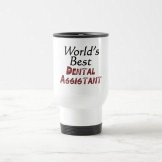 Mug De Voyage Le meilleur assistant dentaire du monde