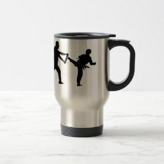 Mug De Voyage le Taekwondo