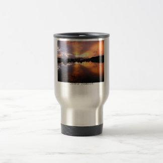 Mug De Voyage Lever de soleil de Sitka