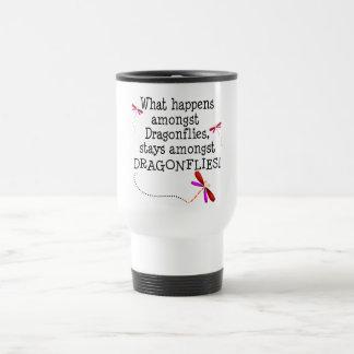 Mug De Voyage Libellules