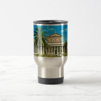 Mug De Voyage L'Italie vintage, Rome, les Mura de fuori de S