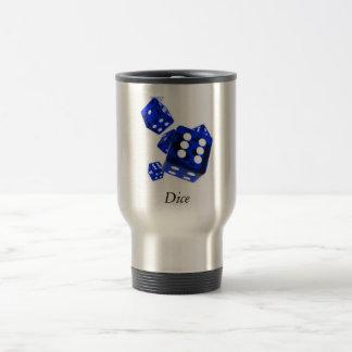 Mug De Voyage Matrices bleues