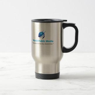 Mug De Voyage Médias publics CoffeeMug 1 du monde