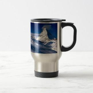Mug De Voyage Montagne Matterhorn Valais Suisse