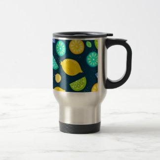 Mug De Voyage Motif de citron