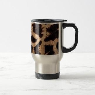 Mug De Voyage Motif de girafe
