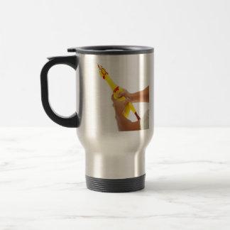 Mug De Voyage Obstruction du poulet